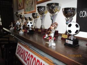Calcio a 5 - Albo d'oro